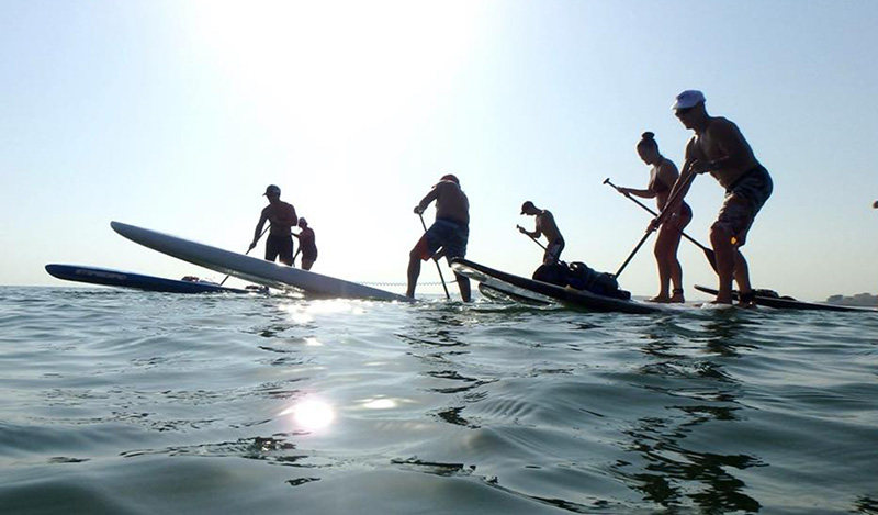 Blue Pearl Experience - Standup Paddle Board